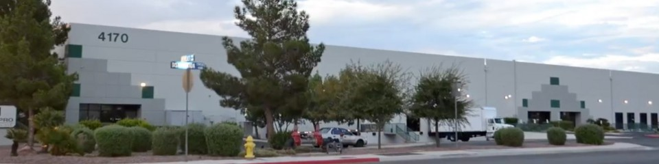 Cole Kepro exterior of main facility in North Las Vegas