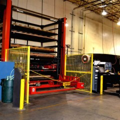 Cole Kepro - Fabrication and assembly facility interior