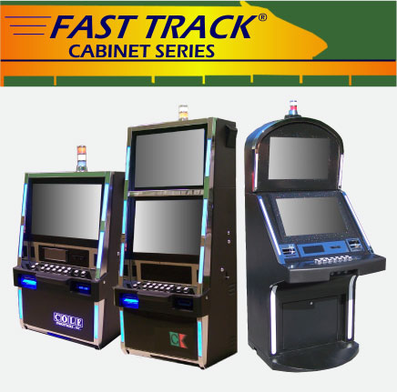 Cole Kepro - Fast Track cabinet series logo