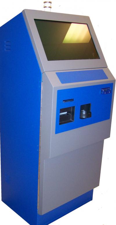 Cole Kepro - 2920 Kiosk Cabinet