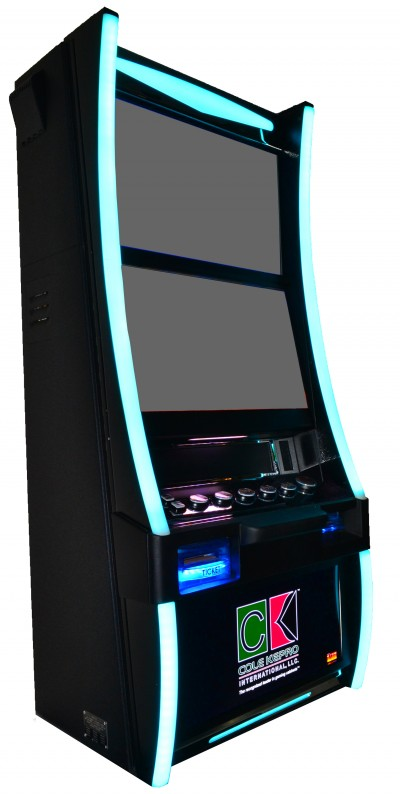 Cole Kepro - evolver x 2248 cabinet Slot machine and gaming cabinet