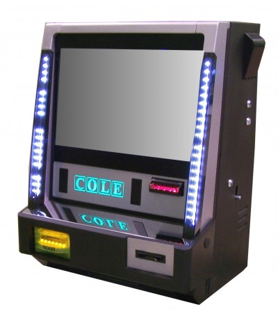 Cole Kepro - 2028 Evolver Single Screen Wallmount Kiosk