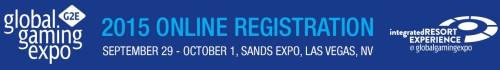G2E Show 2015 Registration Link